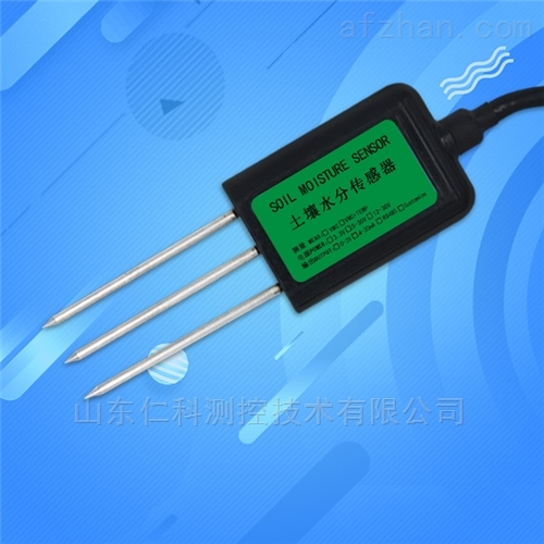 土壤温湿度电导率传感器