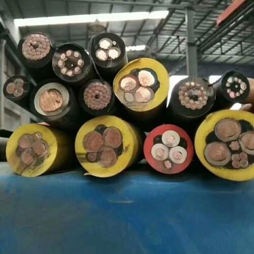 现货供应MCP采煤机屏蔽橡套软电缆