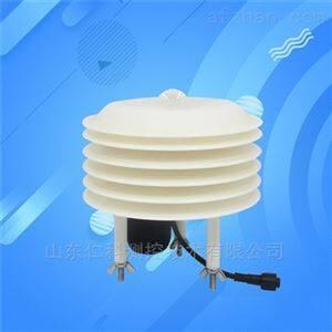 小型气象站百叶箱温湿度气压气体光照变送器