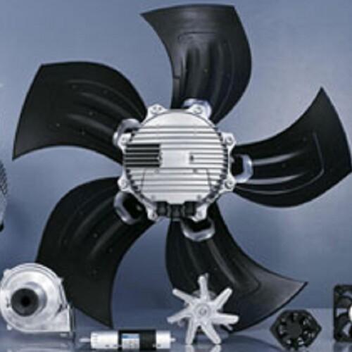 ebm papst风扇和电机