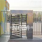 NGM-Q018湛江医院人行道出口旋转门闸 不锈钢单向门