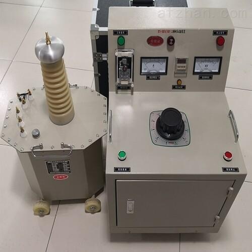 工频耐压试验装置供应商热卖
