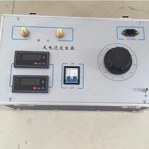 数显大电流发生器质量保障