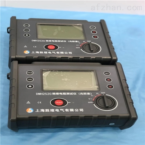 电力承试修设备、智能型绝缘电阻测试仪