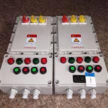 防爆照明动力配电箱2回路带总开