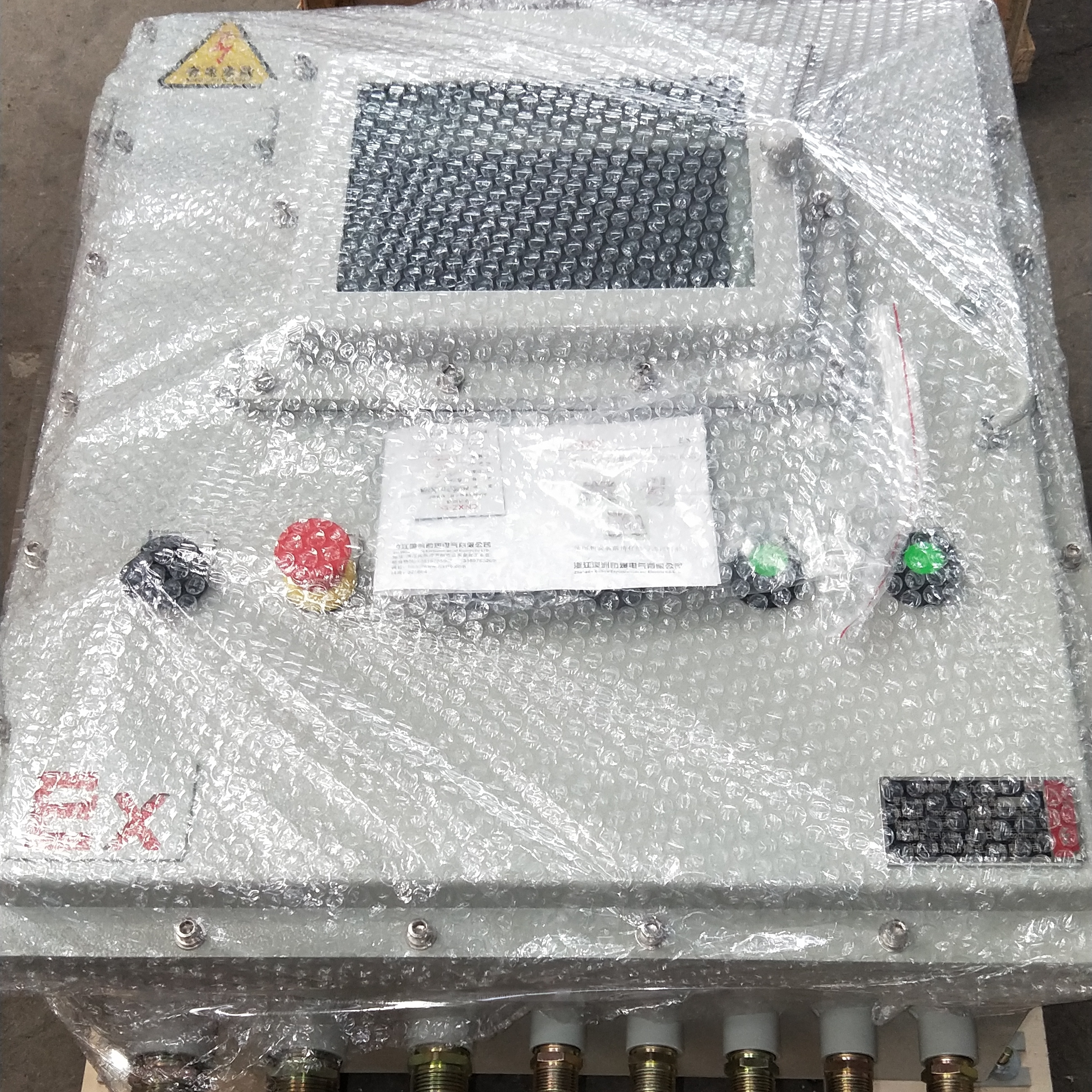 PLC防爆控制箱(柜)