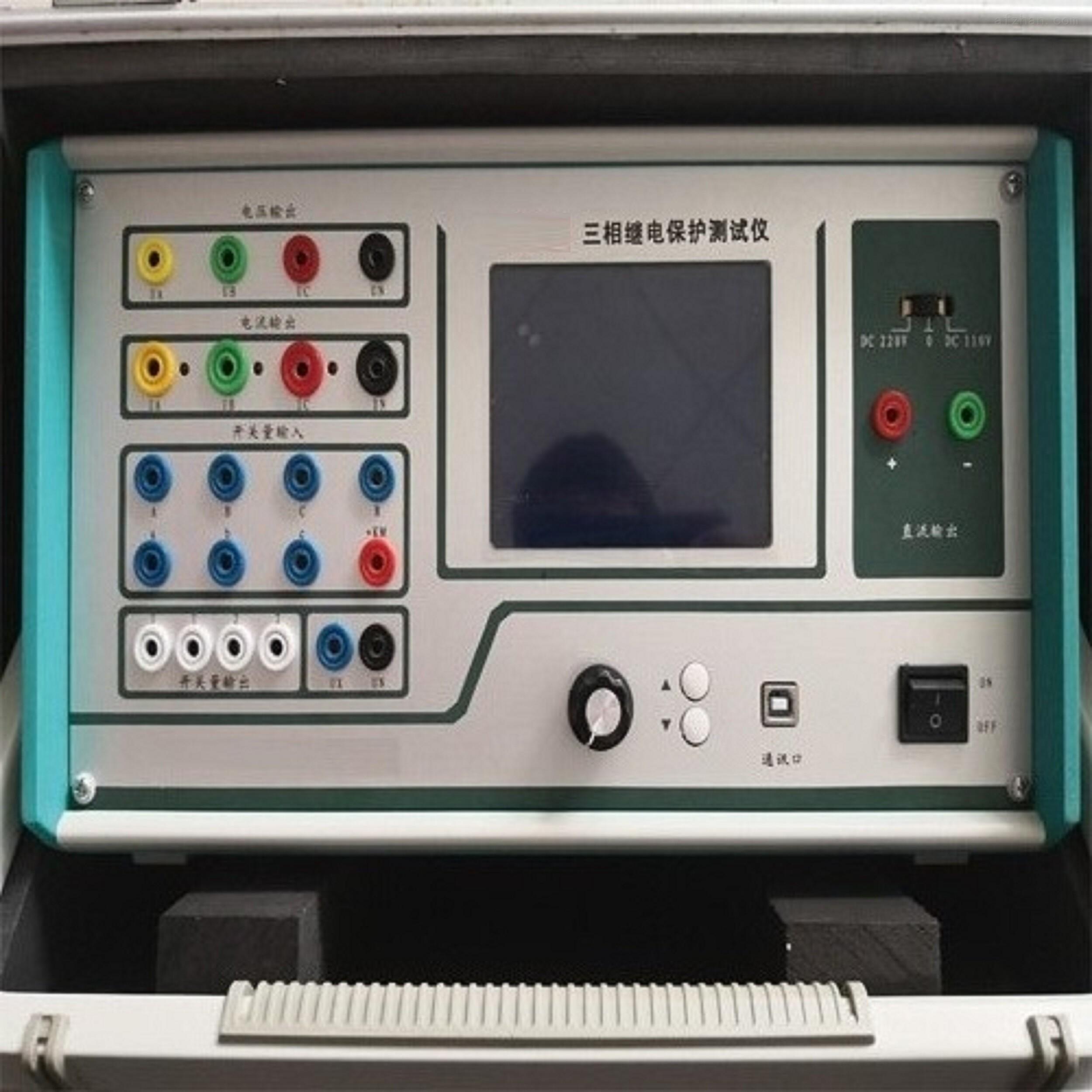 三相继电保护检测仪精美实用