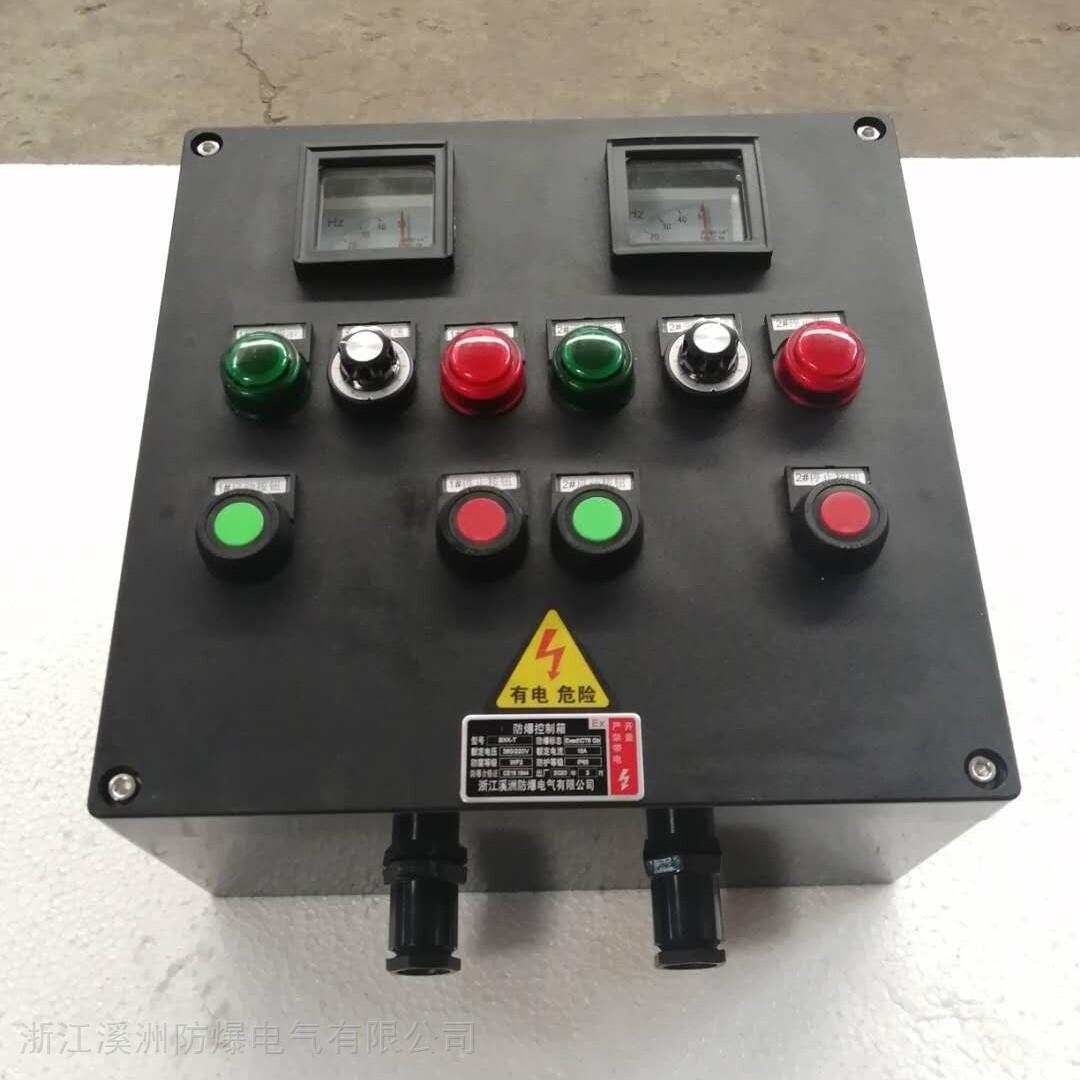 排污设备防爆防腐控制箱