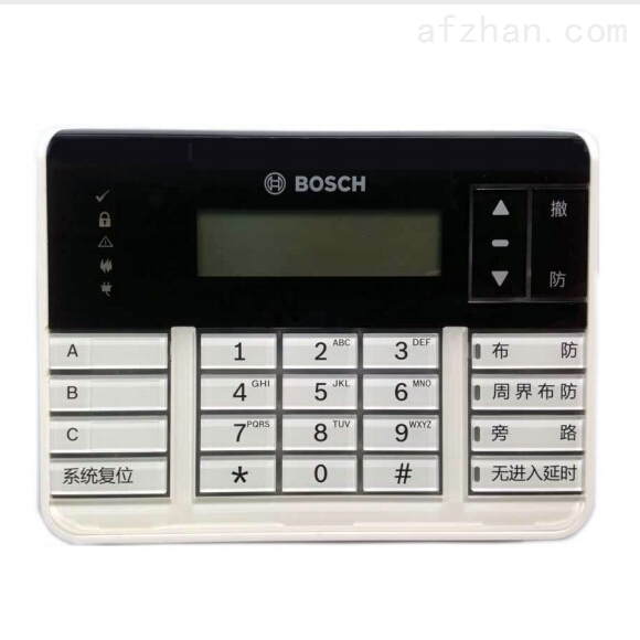 DS7447V3博世中文液晶键盘