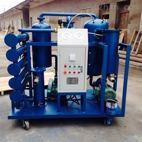 供应高效真空滤油机生产商