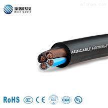 CE认证橡胶电缆