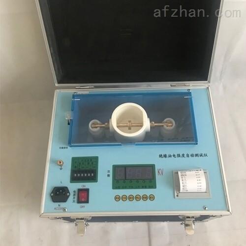 高稳定绝缘油耐压测试仪方便实用