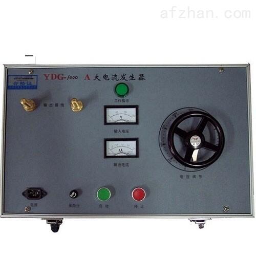 数显大电流发生器安全可靠