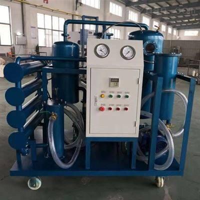 高性能高效真空滤油机低价供应