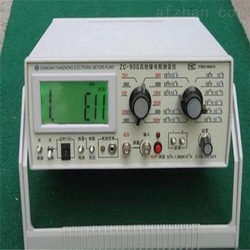 上海DMH-2520型型高压绝缘电阻测试仪