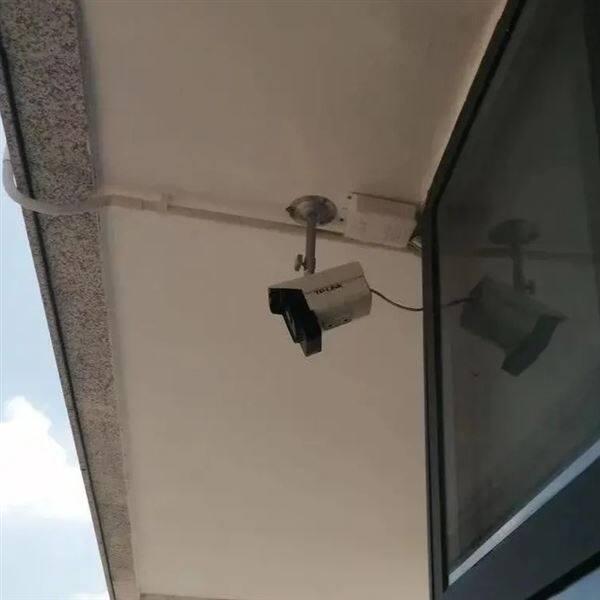 苏州防尾随监控摄像头安装-半球型摄像机