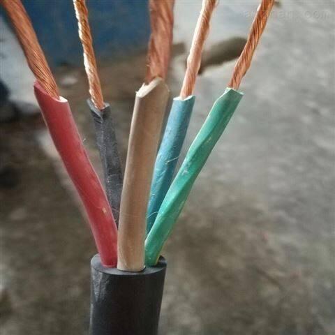 橡套软电缆价格MYQ3*2.5+1*1.5矿用轻型电缆