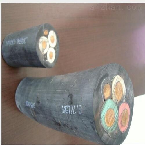 YZW500V3*4橡套软电缆YZW3*6mm2