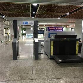 BD-I区分检测地铁站危险品安检门