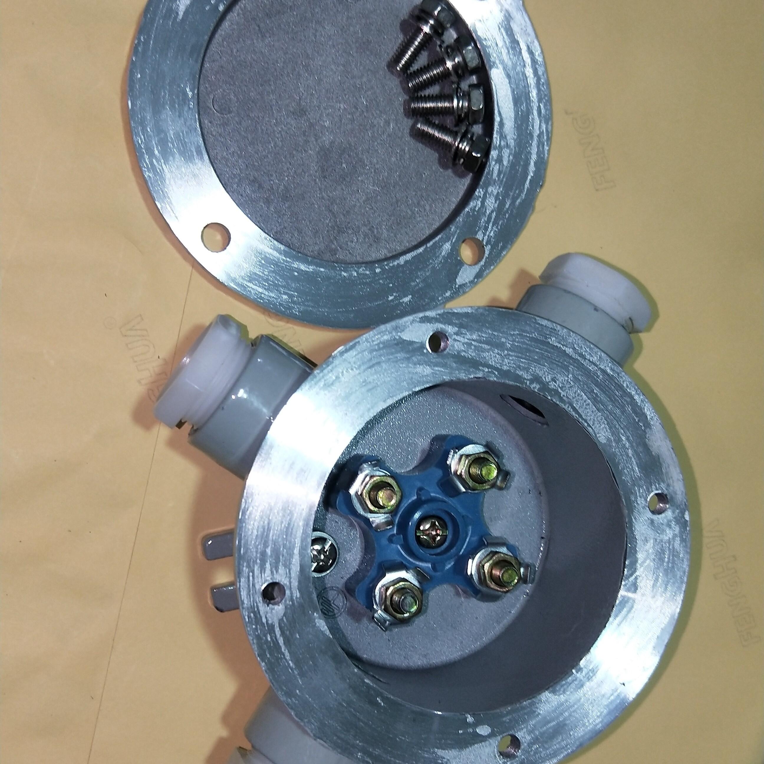 4分6分铸铝防爆接线盒