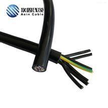 钢丝铠装双护套耐油控制电缆YSLYSY-JB