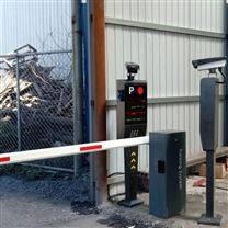 江夏公司小区停车收费系统安装