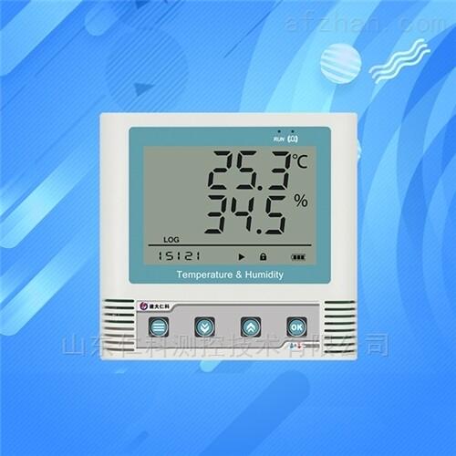 建大仁科 温湿度记录