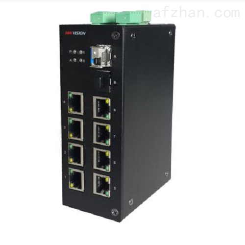 8口千兆光纤收发器DS-3D208系列