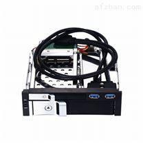 Unestech 5.25寸光驱位SATA免工具硬盘盒