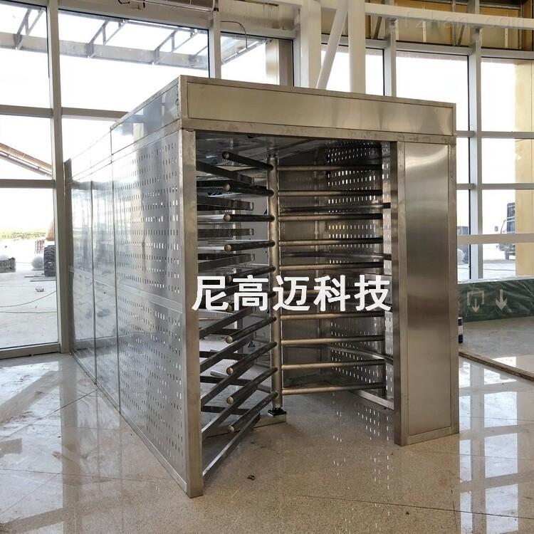 供应湛江西站手动单向梳状全高门