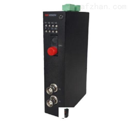 2路720P HDTVI高清视频光端机