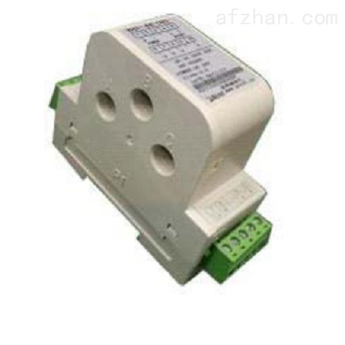 穿孔式三相交流电流变送器 标配485通讯
