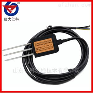 RS-ECTH-N01-1建大仁科田间土壤温湿度电导率盐分传感器