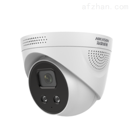 海康威视DS-2CD3326FWDA3-I智能警戒摄像机