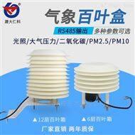 RS-BYH-M建大仁科小型气象站百叶箱传感器变送器