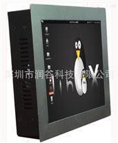 8寸单VGA内嵌式闸机用显示器
