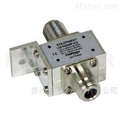 10MHz-700MHz隔直流滤波型天馈防雷器