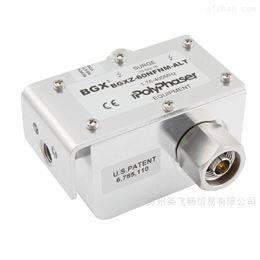 BGXZ-60NFNM-ALTPolyphaser 40MHz-400MHz 带通型防雷器