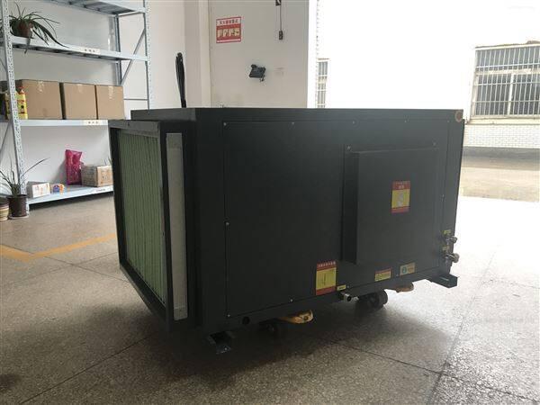 恒温恒湿空调机风冷型安装HF52N
