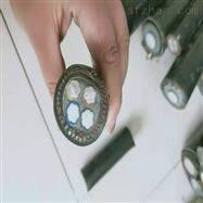 煤矿用电力电缆 钢丝铠装结构