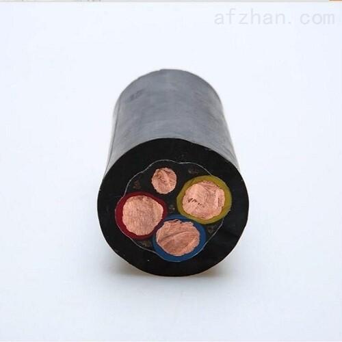 橡套软电缆YCW-450/750V-3*10+2*6价格