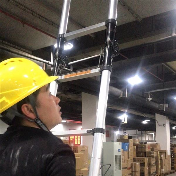 上海物流公司监控安装网络布线