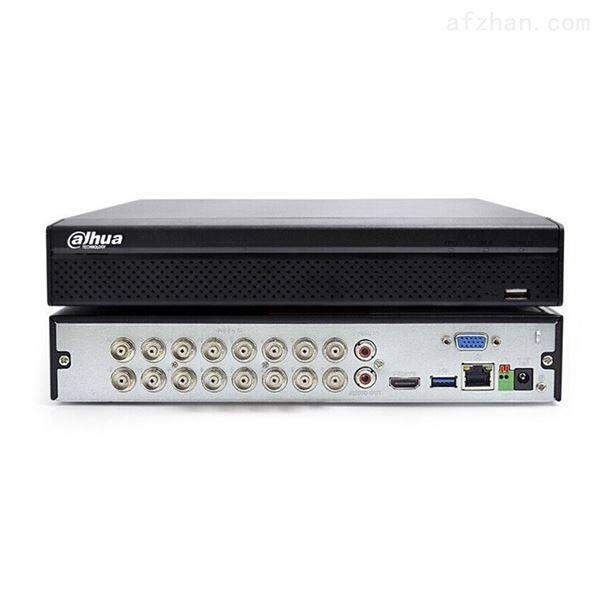 大华 16路同轴模拟网络混合硬盘录像机