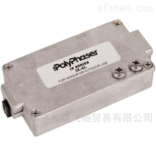 Polyphaser 4路保护 T1/E1 RS422/485防雷器