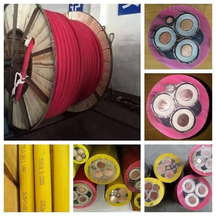 煤矿用移动橡套电缆MY3*10+1*6电缆价格