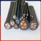 耐油污电缆YCW 3x2.5+1*1.5野外用橡胶电缆