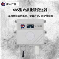 RS-SF6-N01-*建大仁科六氟化硫传感器壁挂式防水壳