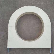 硬质pir聚氨酯管托  防火保冷管托规格