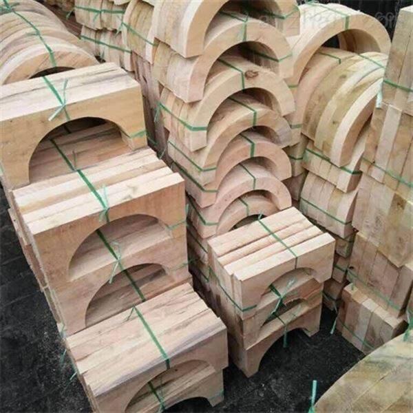 松木方圆空调木托价格  管道垫木企业加工厂