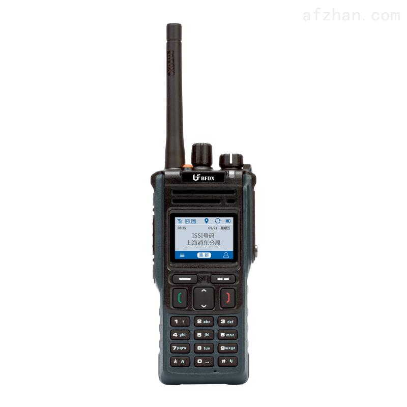 北峰350M对讲机 PDT数字集群通信设备